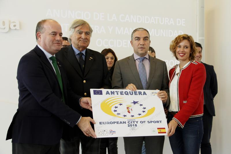 Antequera y la mancomunidad occidental de la costa del sol for Comunidad del sol