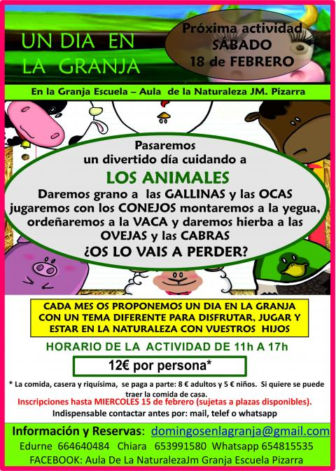 Cartel granja febrero 2016 VERSION 2