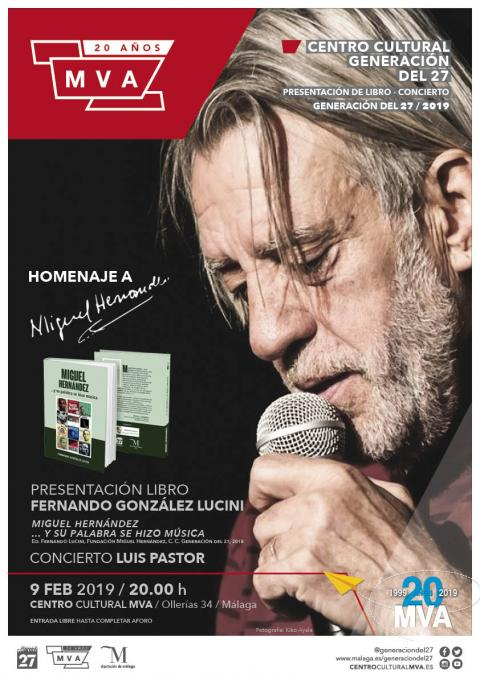 Lucini y Pastor PÓSTER (CALIDAD WEB)
