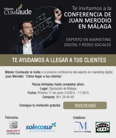 Cartel Conferencia JMerodio 17Jun15