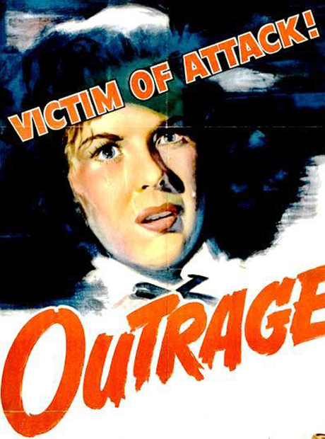 OUTRAGE 460X620