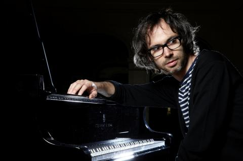 James Rhodes, fotografía de Richard Ansett