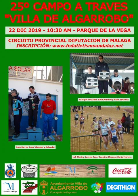 Aniversario cross algarrobo