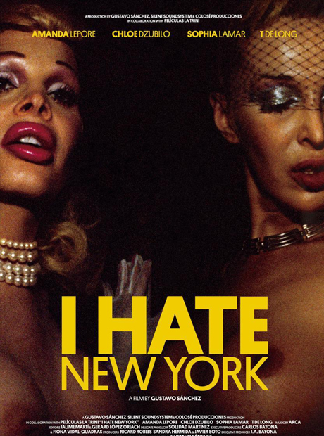 I HATE NEW YORK 460X620