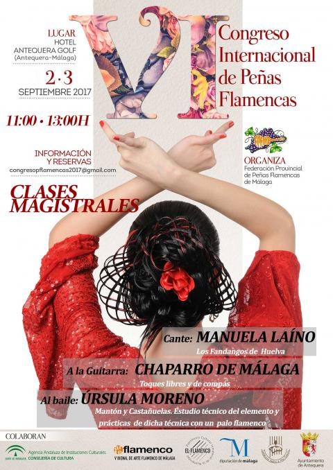 CARTEL CONGRESO FLAMENCO