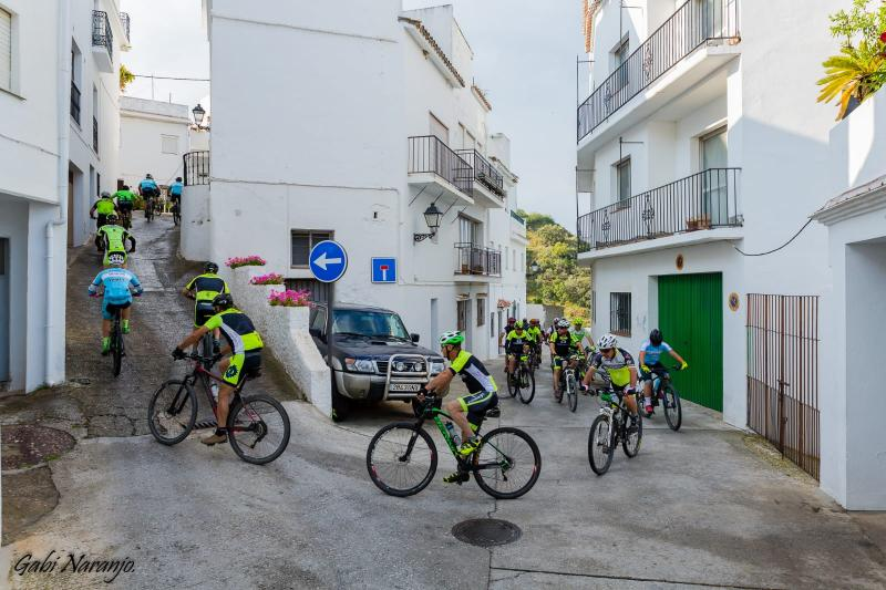 Imagen de Ruta Ciclista Bicycle Sleep