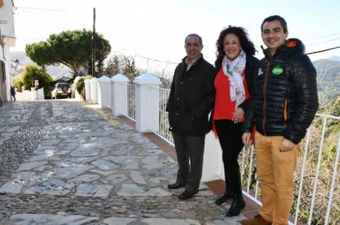 Calle Real final obras