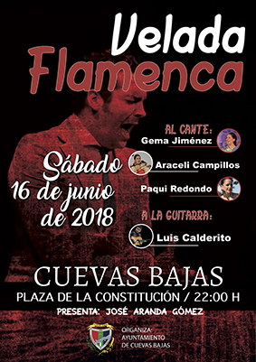 Cartel flamenco