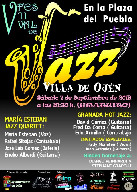 Cartel JAZZ 2019