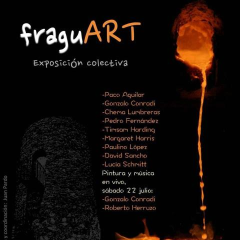 Proyecto FraguART 07/07/17