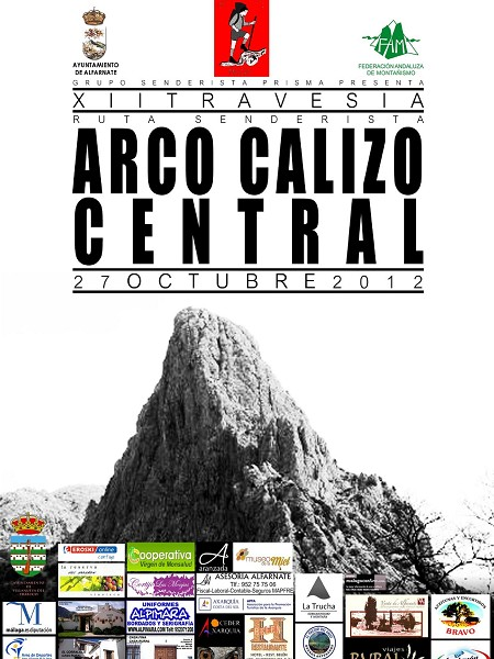 Travesia arco caliz0 2012