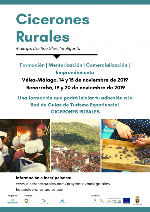 CARTEL Cicerones Rurales Slow (3)