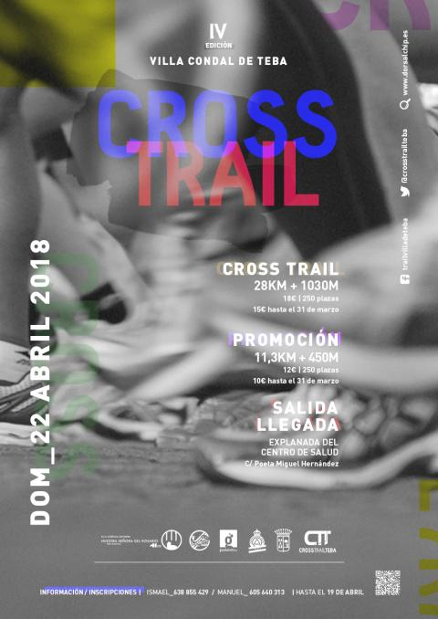 2018. CARTEL CROSS TRAIL