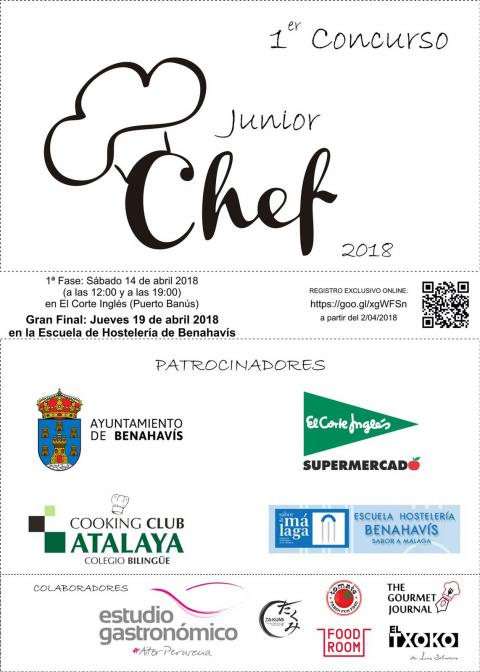 I CONCURSO JUNIOR CHEF