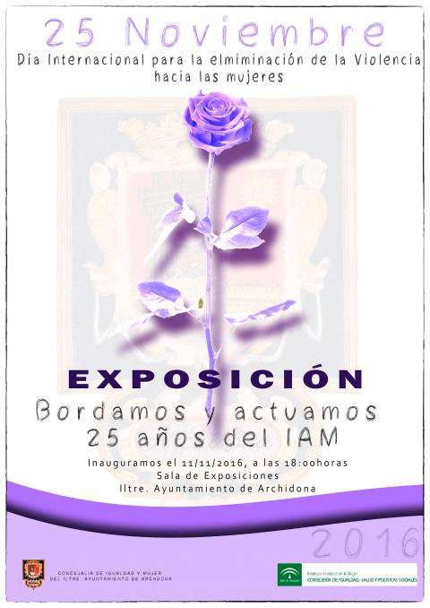 Expo Bordamos y actuamos