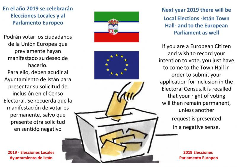 Imagen de Elections 2019 - European Citizen Vote