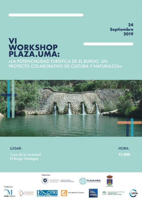 VI WORKSHOP PLAZA UMA