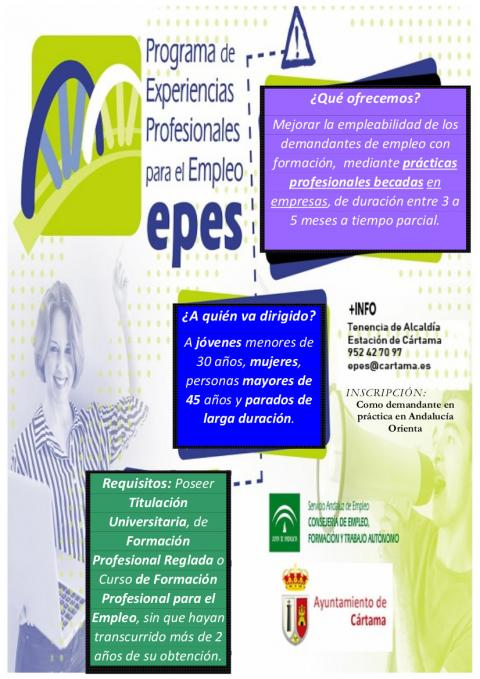Cartel EPES