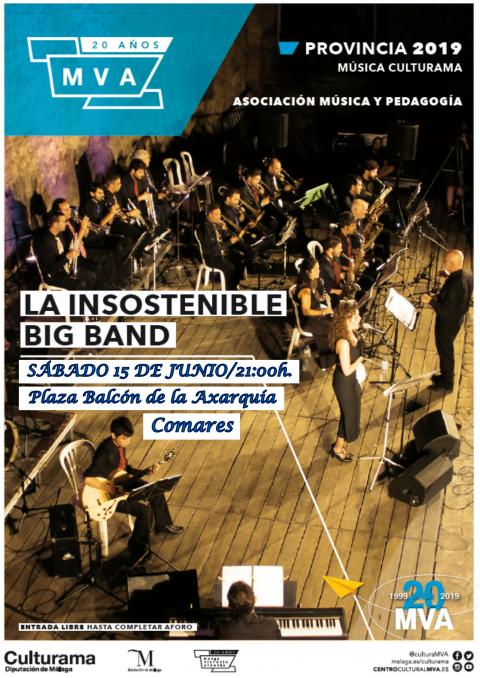 La insostenible Big Band