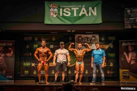 I Championship Promises of Andalusia and I Regional Championship of Istán in the Municipal Theater