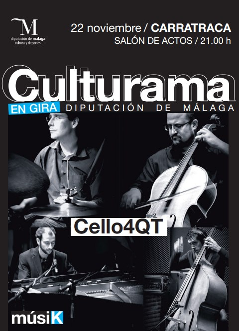 Cartel Cello4QT