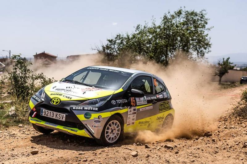Imagen de Equipo Selections Rent Luxury & Rally Cars de Cártama en Rally Astorga junio 2019 (2)