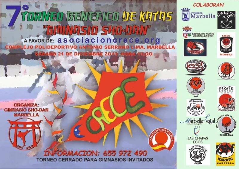 Imagen de 7th KATAS BENEFIT TOURNAMENT