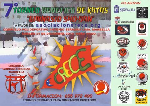 Image. 7th KATAS BENEFIT TOURNAMENT