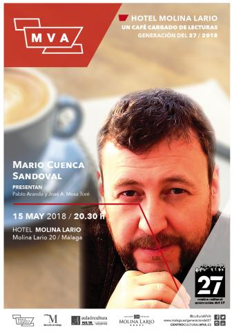 Imagen. 15 mayo cafe lectura