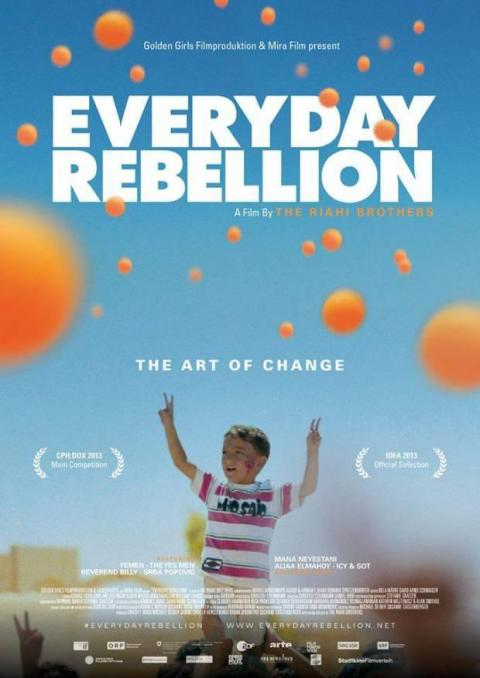 Everyday Rebellion El arte del cambio