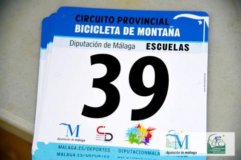 Imagen. CP CICLISMO ALHAURIN