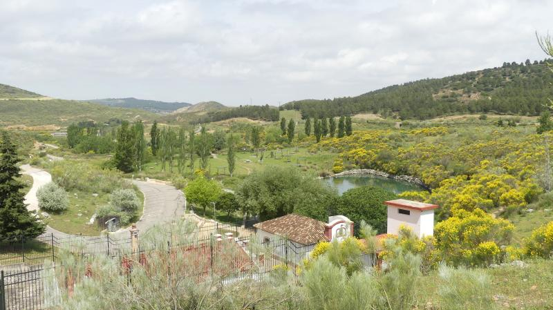 GR 249.4. Section Stage 1. VIllanueva del Rosario - Antequera. The Birth of the Villa with its recreational and sports adaptations