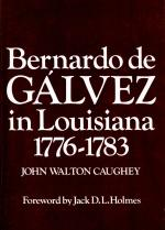 Bernardo de Gálvez in Louisiana