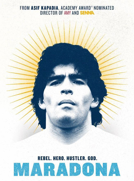 Documental MARADONA 460X620