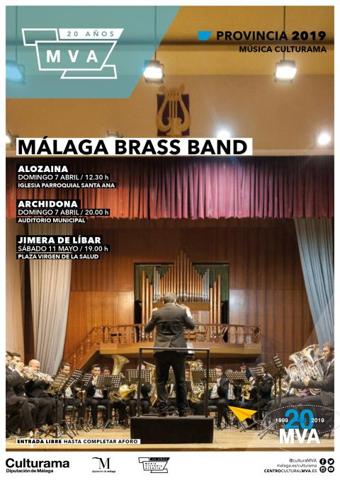 CARTELES BRASS BAND 2019