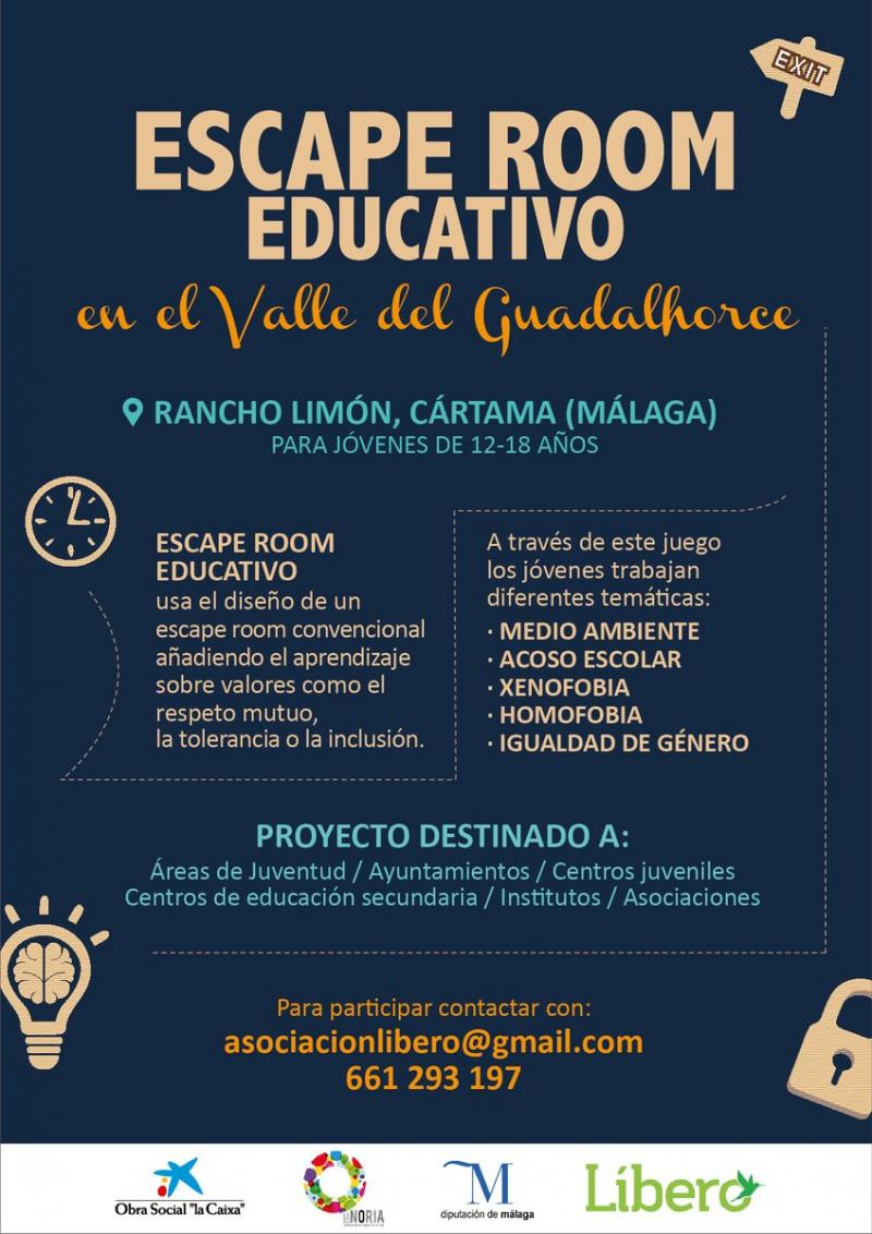 Imagen de Escape Room Educativo