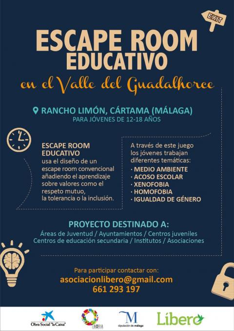 Imagen. Escape Room Educativo