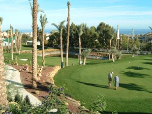 Image. Club de Golf Torrequebrada