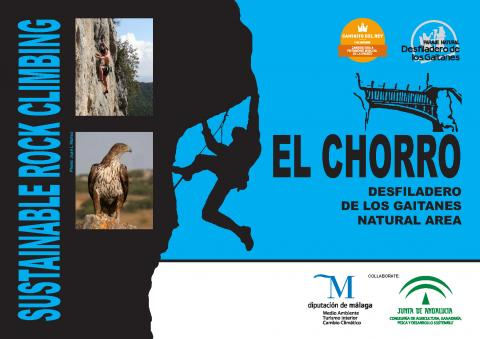 Sustainable Rock Climbing. El ElChorro. P.N. Desfiladero de los Gaitanes
