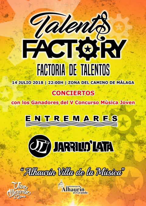 Cartel Talents Factory 2018