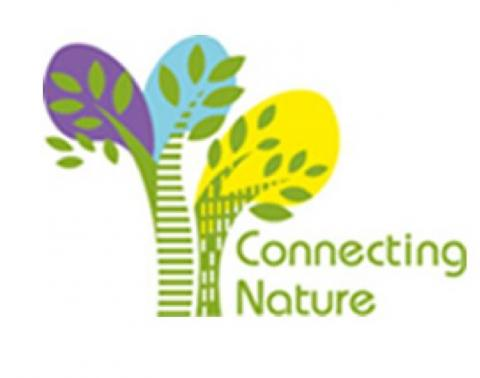 Imagen. Logo Connecting Nature