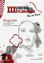 CARTEL XXXI CANTE FLAMENCO 2012